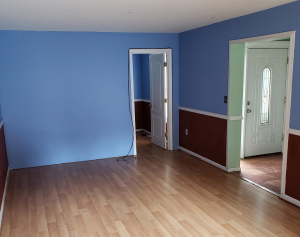 Before Photo of Rehab Project in the Washington, DC Area
