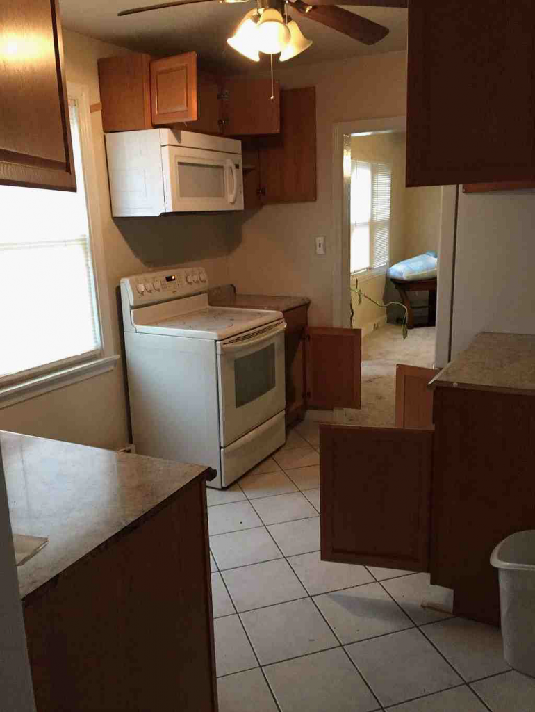 Suitland Maryland Kitchen Before