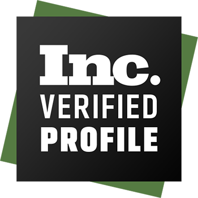 We are an INC verified business