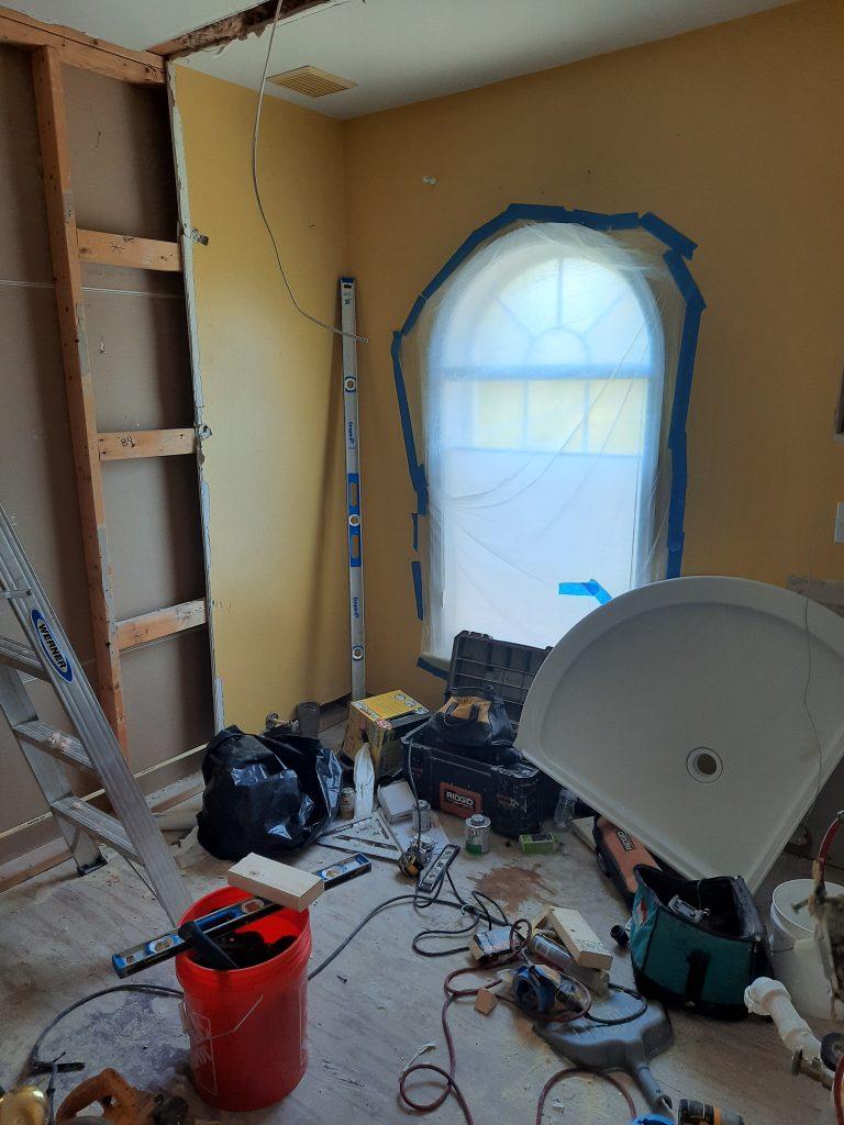 Gaithersburg Renovation In Process